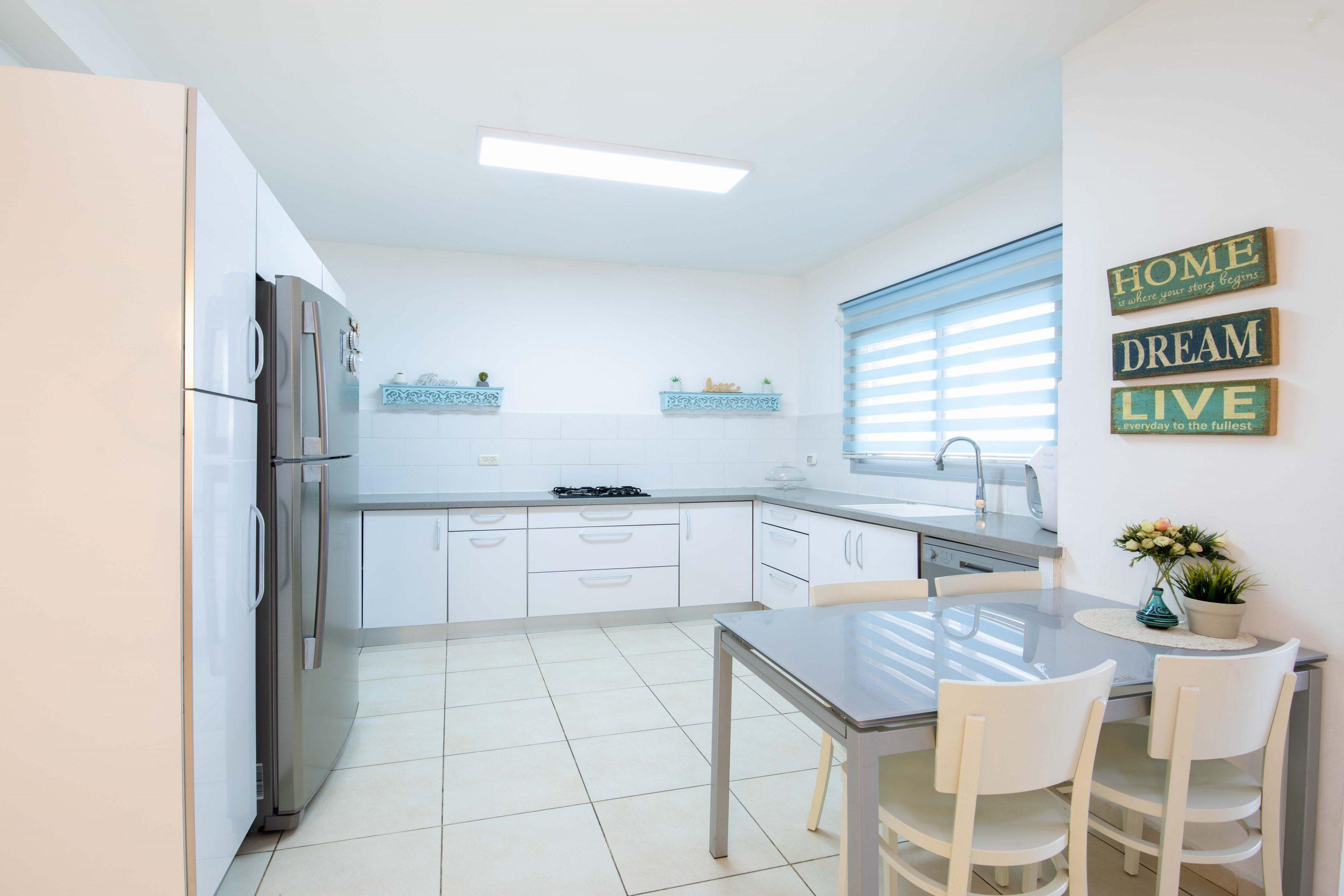 מטבח דירה 4.5 חדרים בשכונת פארק המושבה