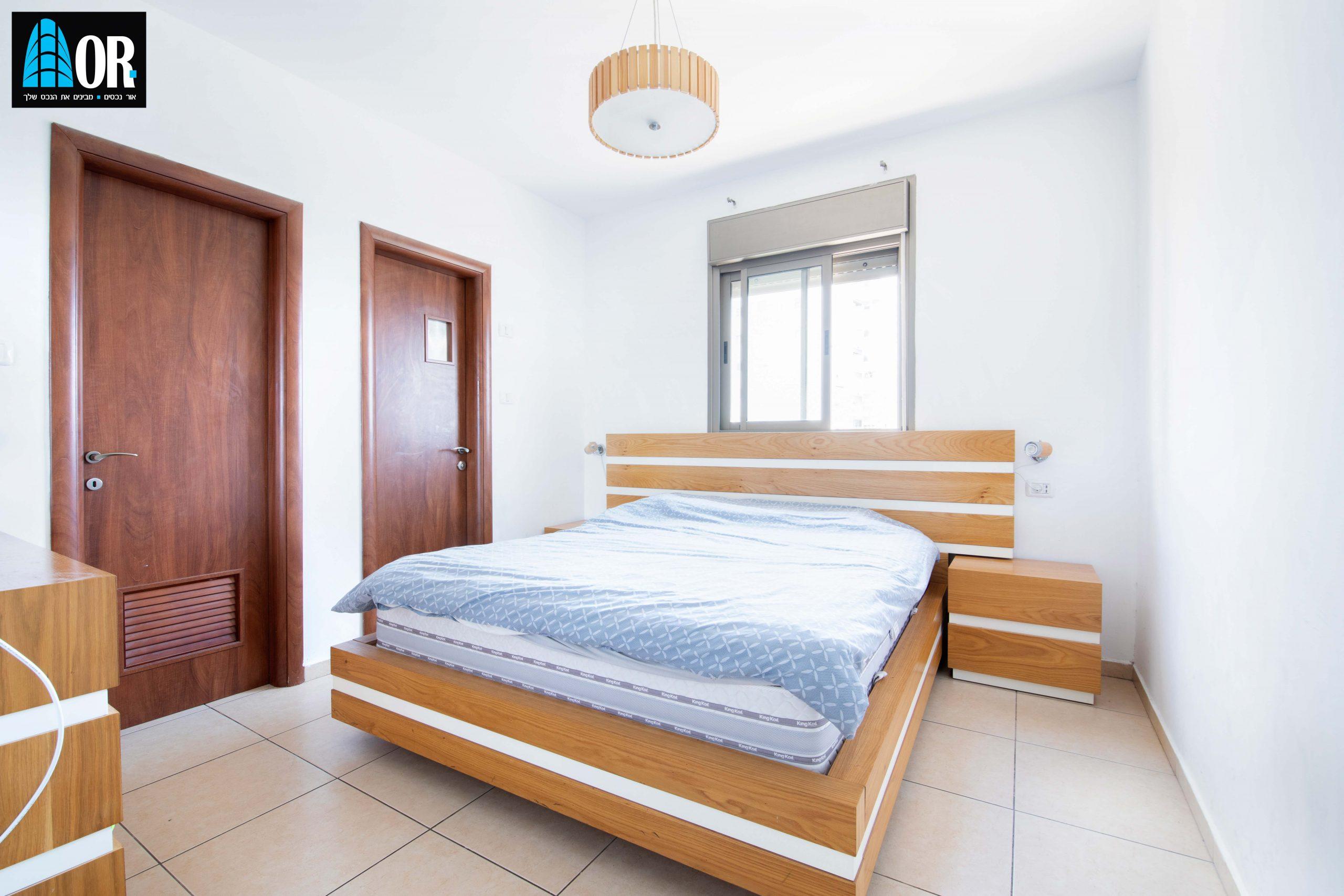 חדר שינה דירה 5 חדרים בשכונה פארק המושבה