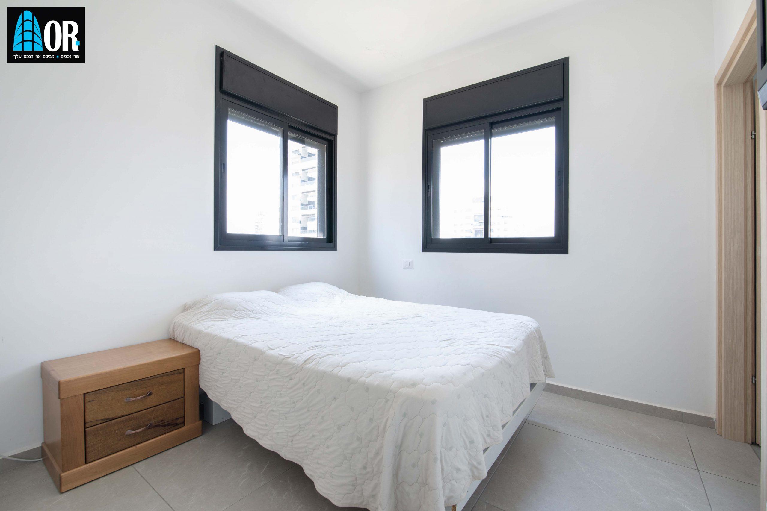 חדר שינה דירה 4 חדרים בשכונה צמרות