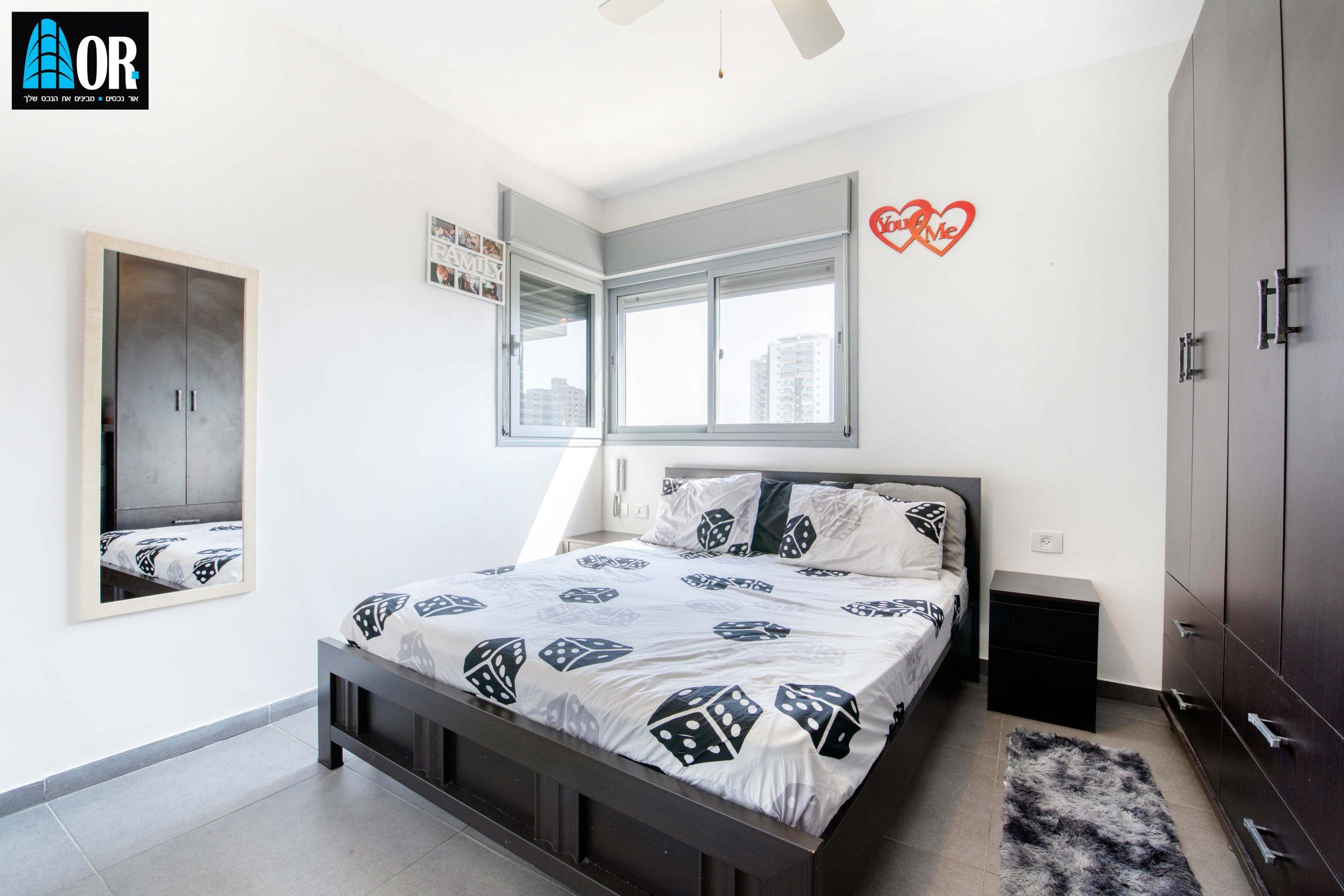 חדר ילדים דירה 4 חדרים שכונה צמרות