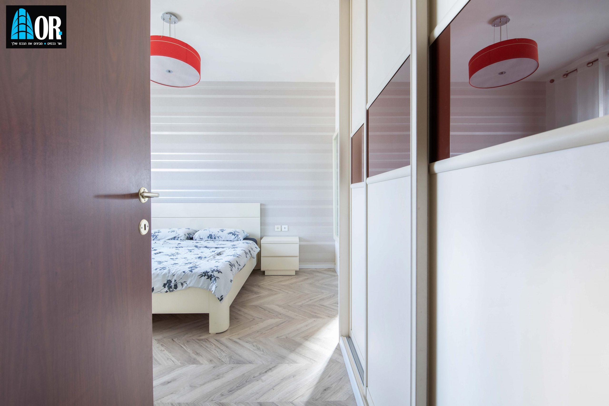 חדר הורים דירה 4 חדרים, שכונה פארק המושבה