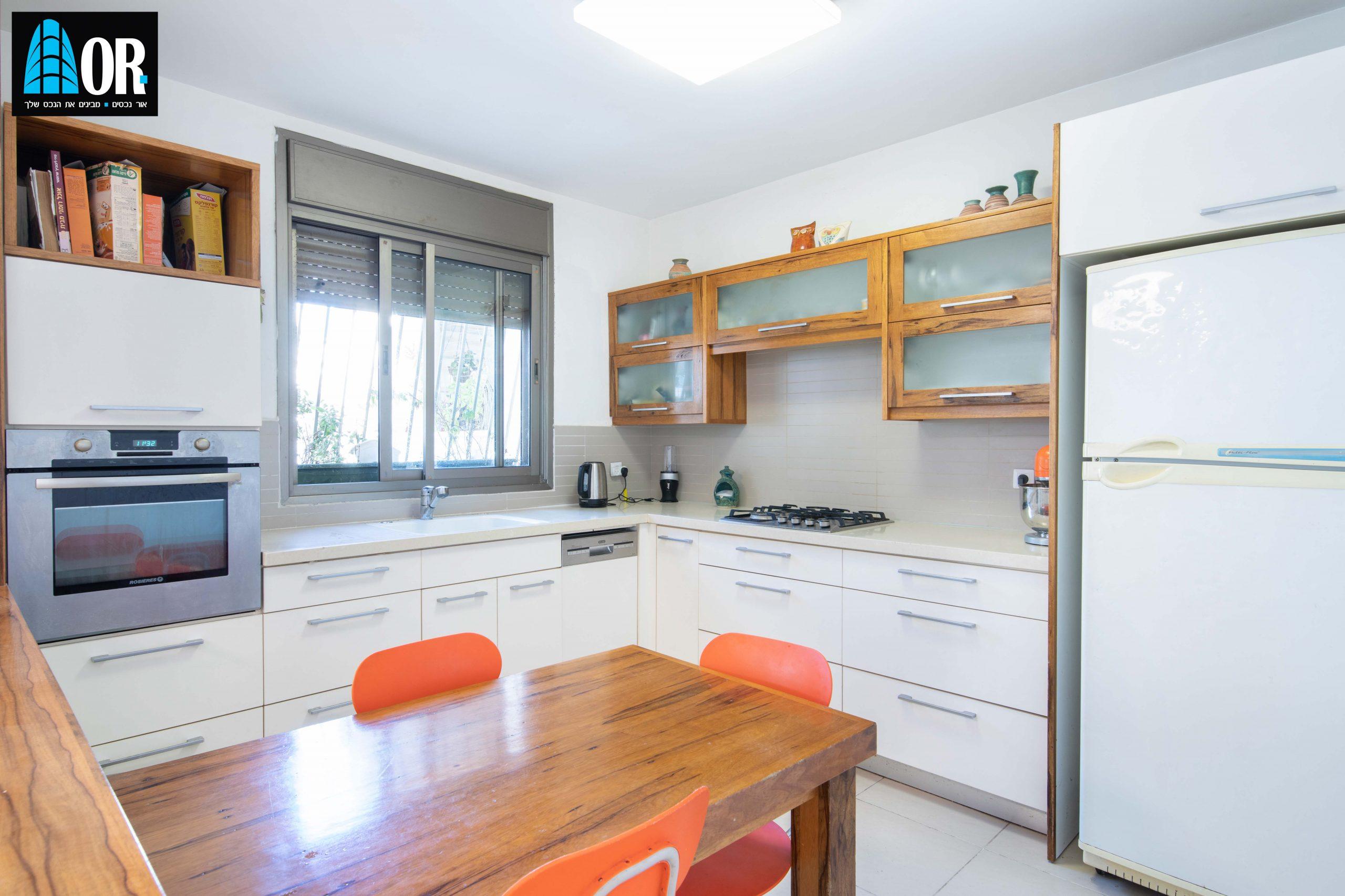 מטבח דירה 4 חדרים שכונה פארק המושבה