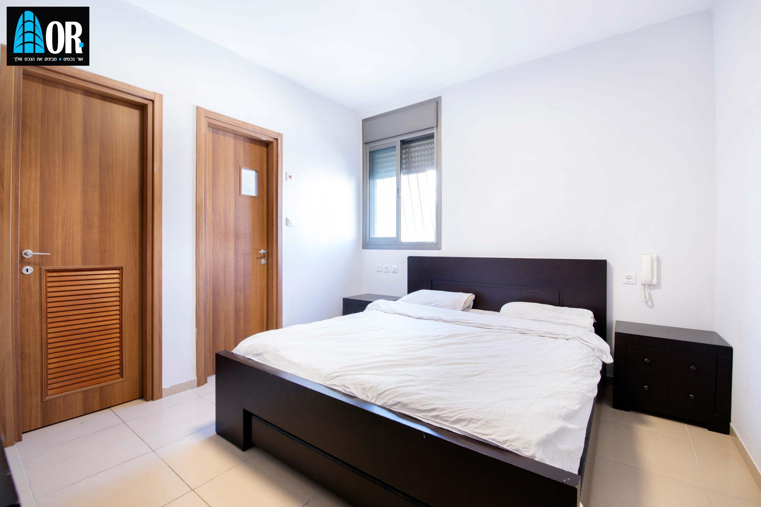 חדר הורים דירה 4 חדרים שכונה פארק המושבה