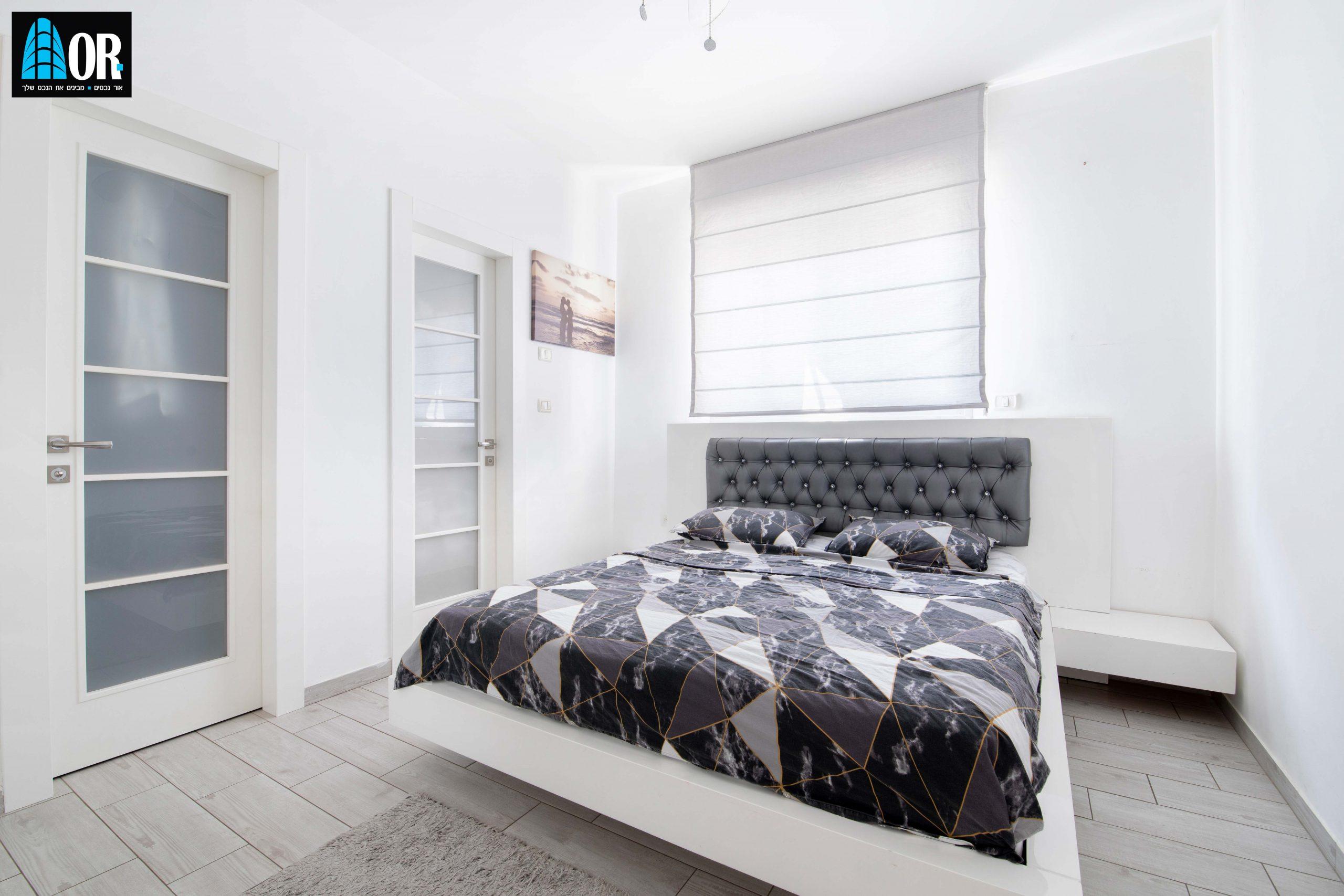 חדר הורים דירה 5 חדרים שכונה פארק המושבה