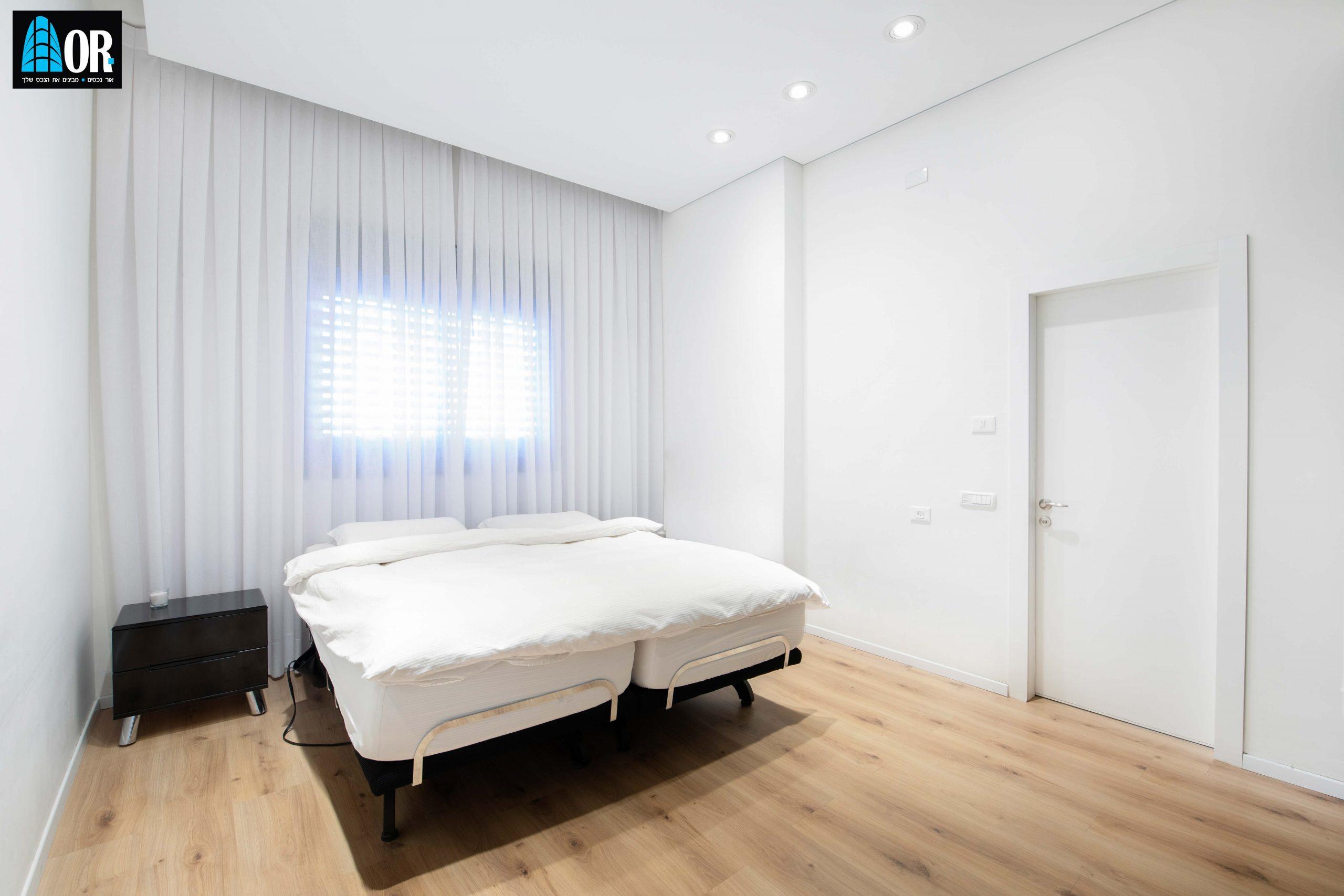 חדר שינה פנטהאוז 6 חדרים שכונה פארק המושבה