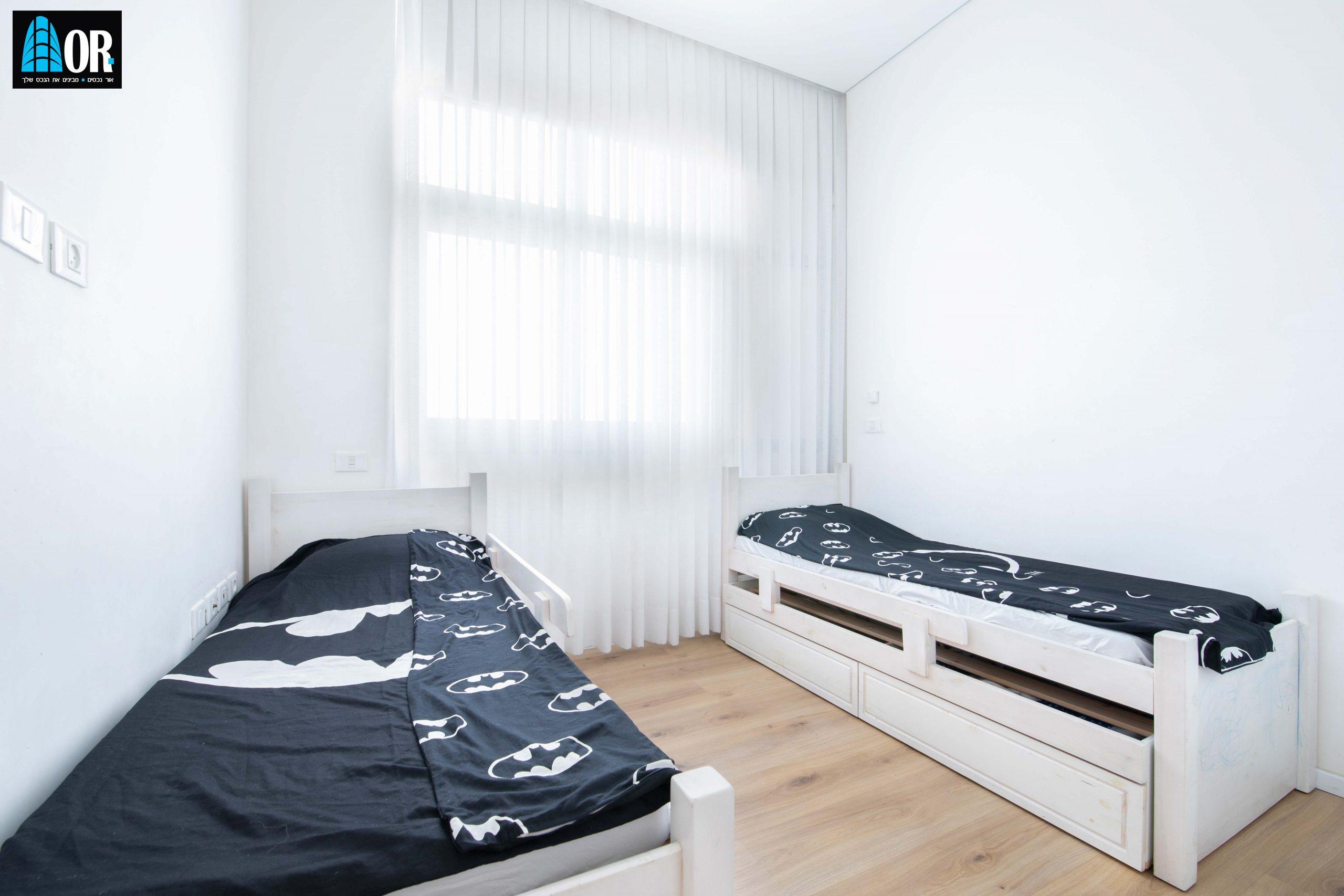 חדר ילדים פנטהאוז 6 חדרים שכונה פארק המושבה