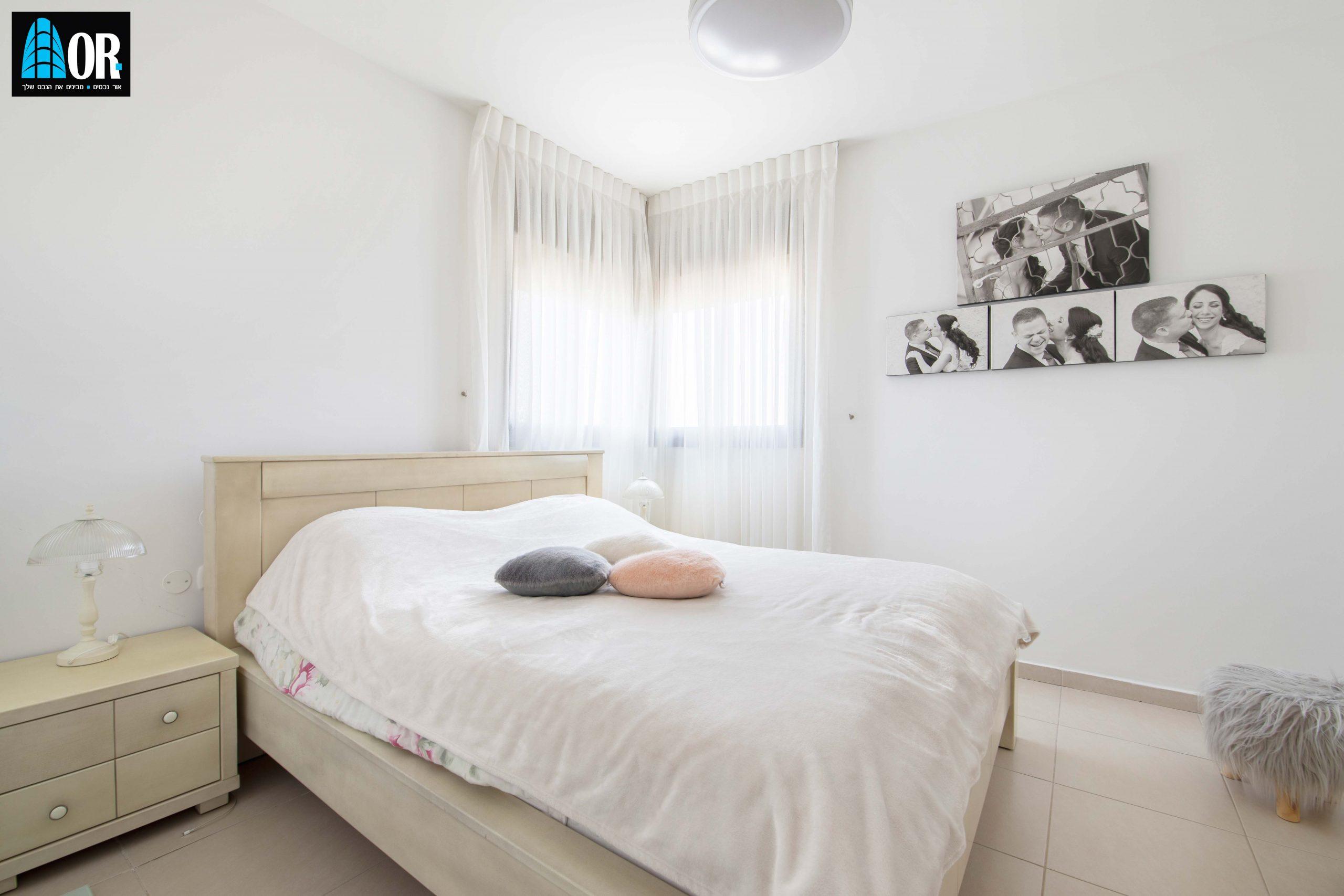 חדר הורים דירה 4 חדרים שכונה תלמי מנשה