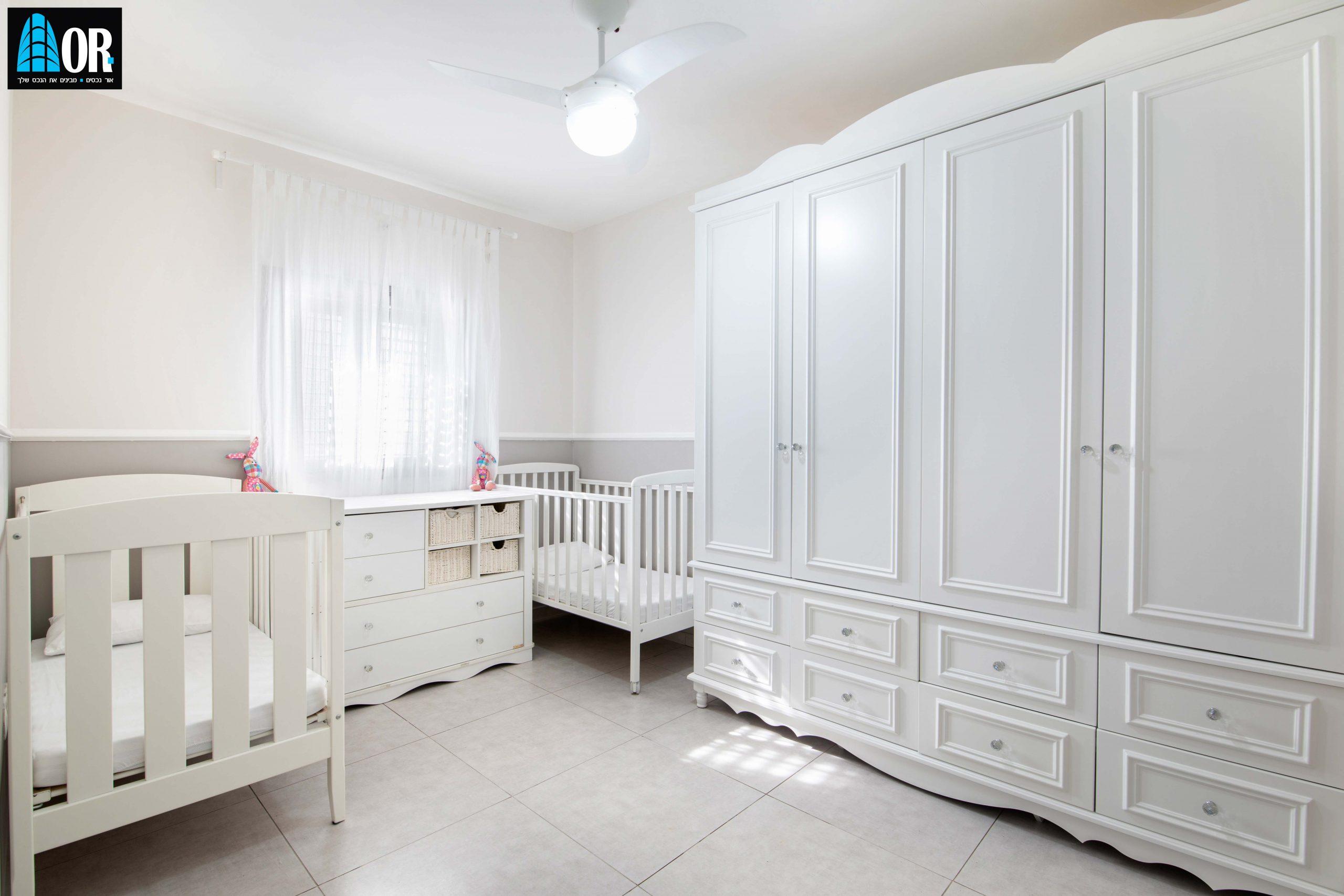 חדר ילדים למכירה דירה 5 חדרים, שכונה צמרות