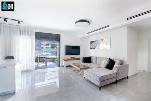סלון דירה 5 חדרים שכונה צמרות