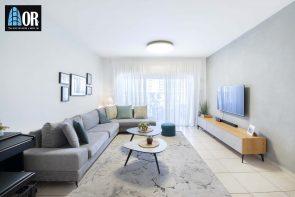סלון דירה 4 חדרים בשכונה פארק המושבה