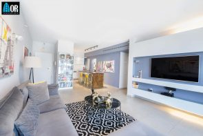 סלון דירה 5 חדרים שכונה פארק המושבה