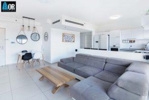 סלון דירה 3 חדרים שכונה פארק המושבה