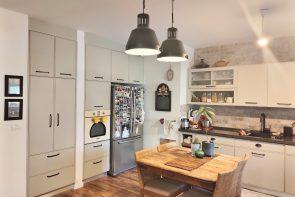 מטבח דירה 5 חדרים בשכונה צמרות